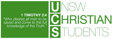 UNSW | CHRISTIAN STUDENTS